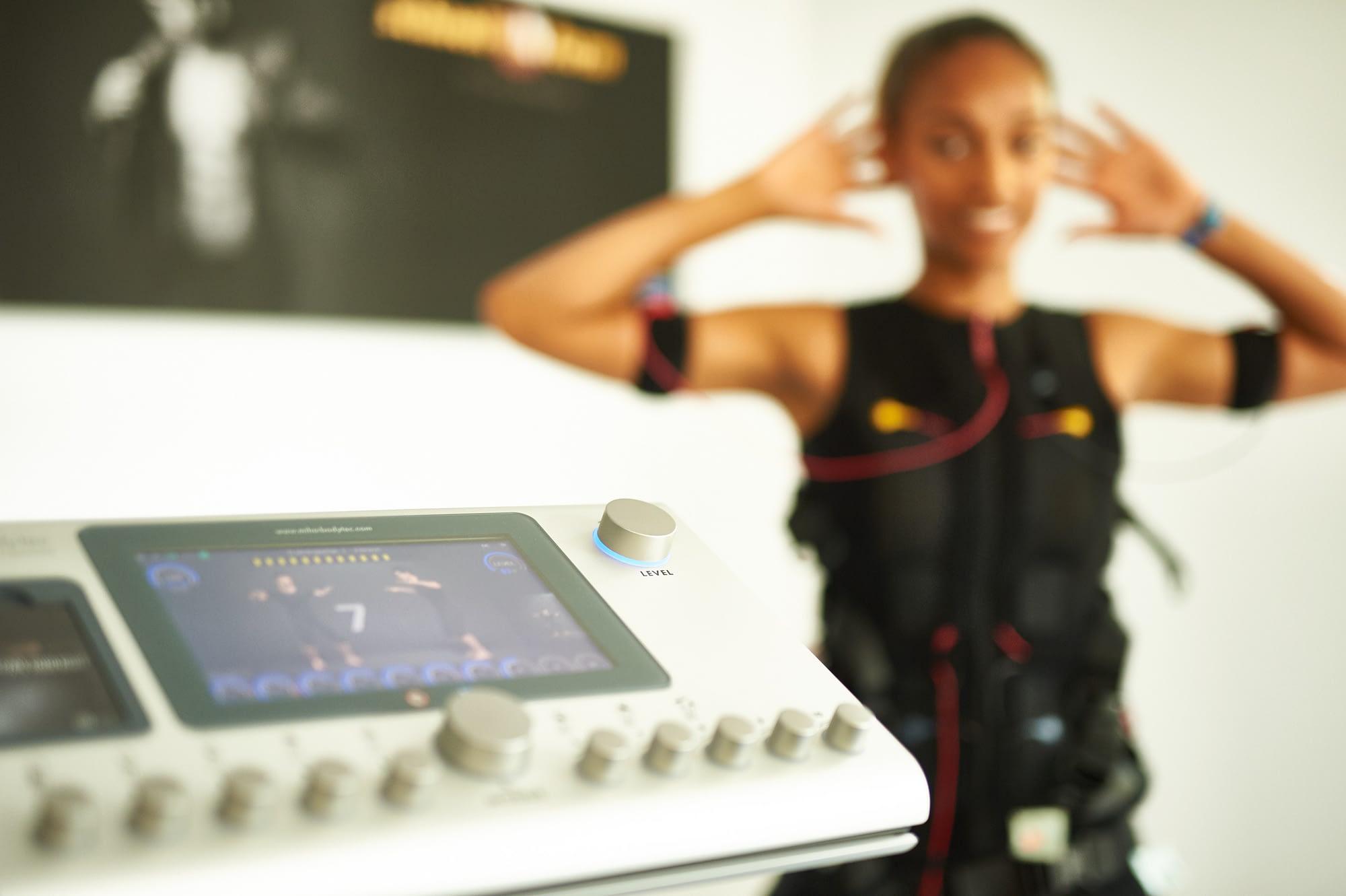 EMS Training mit miha bodytec in Igensdorf